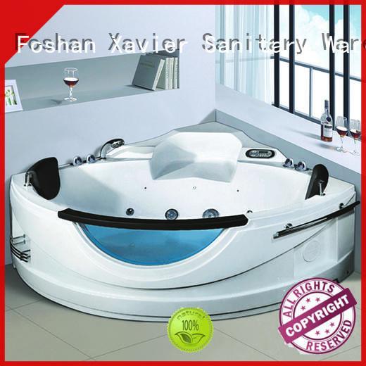 bathtub hydromassage OEM whirlpool tub Xavier