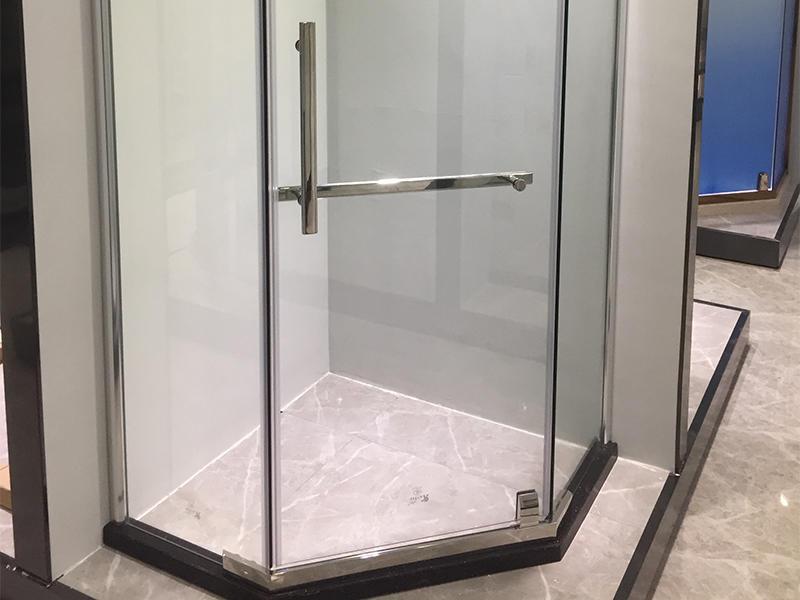 Xavier -High-quality Shower Units | High Quality Frameless Sliding Glass Door Shower-1