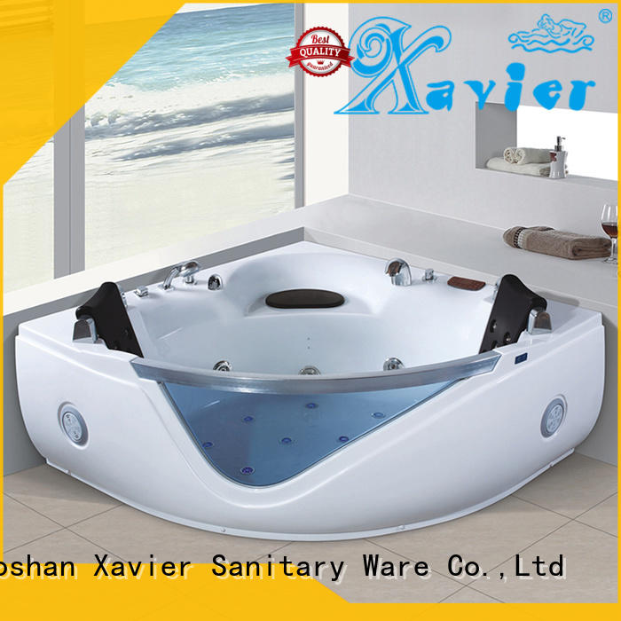 Xavier function massage bathtub online for villa