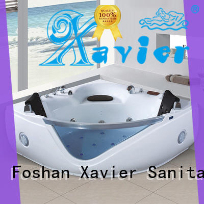 Xavier massage air jet tubs supplier for family