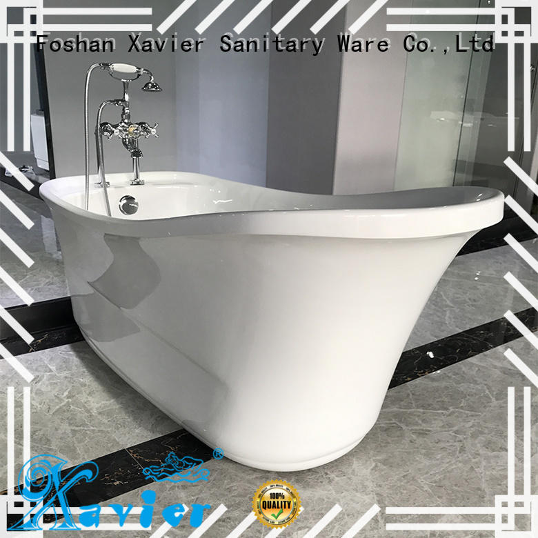 Xavier modern freestanding bath promotion for home