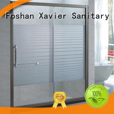 quality sliding glass shower doors for sale for household Xavier