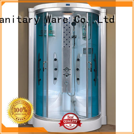 Xavier customized steam room shower combo factory price for villa
