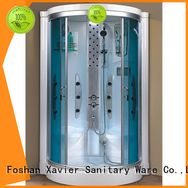 Xavier good quality home steam shower factory price for apartment