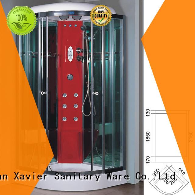 Wholesale shower steam room shower Xavier Brand