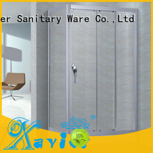Xavier multi function shower units rectangle for villa