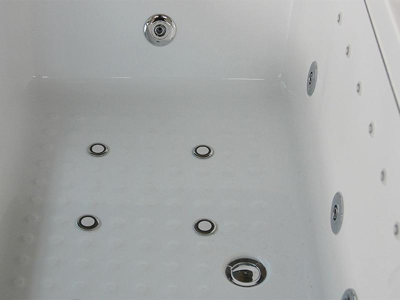 Xavier -Sanitary Ware Freestanding Hydromassage Sexy Bath European Style Bathtubs-2