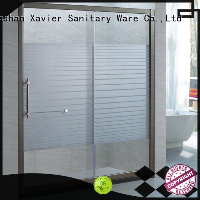 enclosure stainless OEM bath shower screens Xavier