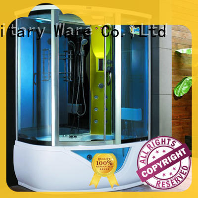 Xavier good quality steam shower cabin online for hotel