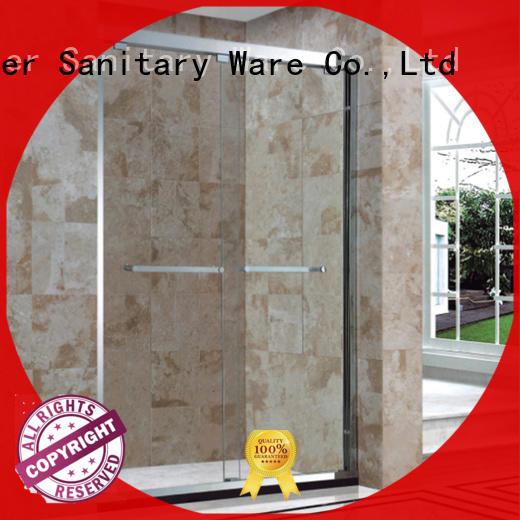 Xavier durable glass shower screen design for home