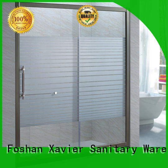 Xavier customized shower stall doors directly price for home
