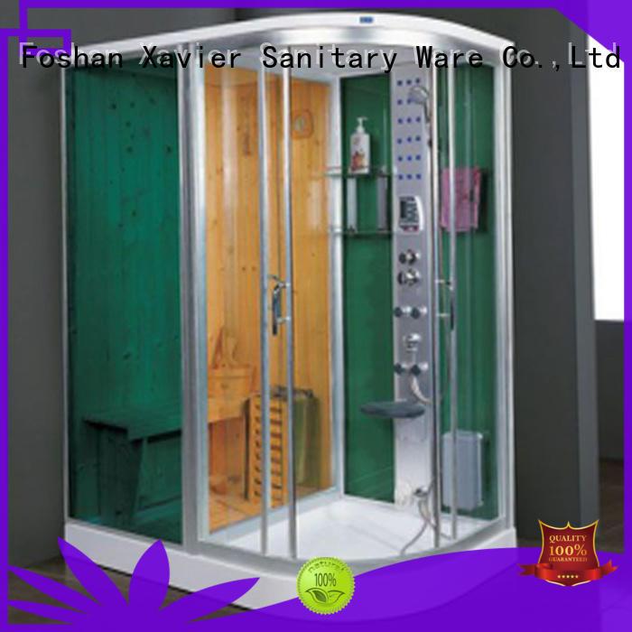 Xavier size sauna room factory price for indoor