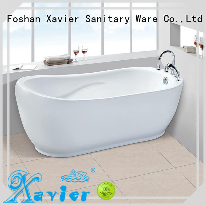 comfortable free standing baths indoor factory price for home