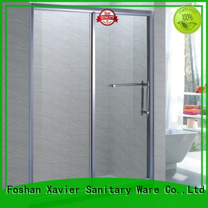 Xavier customized bathroom shower doors promotion for home