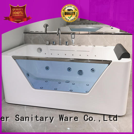 Xavier professional freestanding bathtub supplier for home