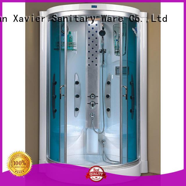 Xavier Brand shower steam shower kit glass factory