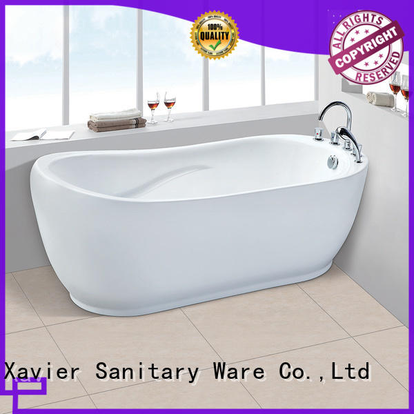 Xavier professional modern freestanding bath factory price for home