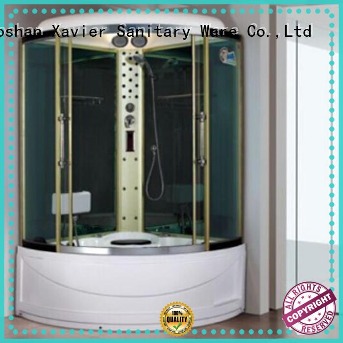Quality Xavier Brand shower hot selling steam shower kit