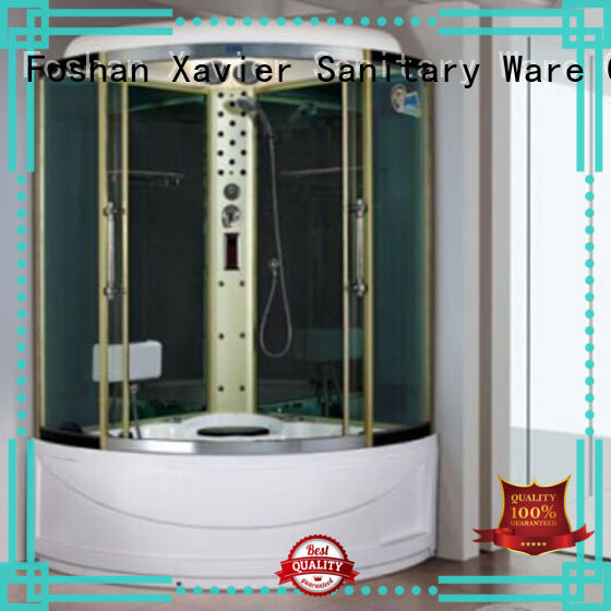 steam room shower glass hot selling shower Warranty Xavier