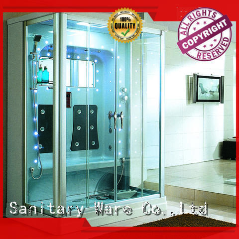 Xavier beautiful steam shower kit factory price for apartment