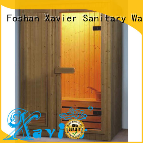 Xavier high quality sauna room on sale for indoor