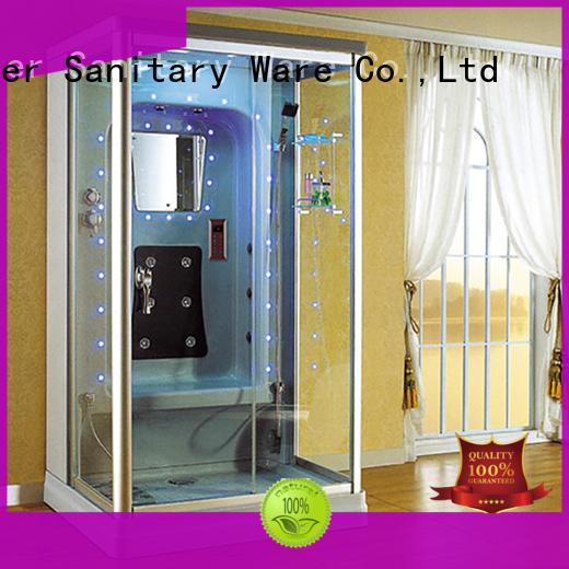 Xavier temper steam shower kit factory price for homestay