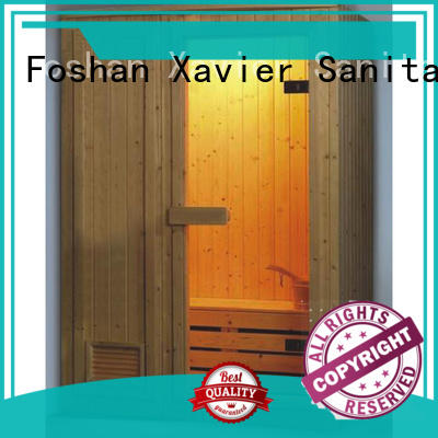 Xavier customized sauna room promotion for indoor