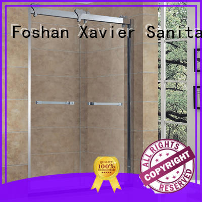 Xavier customized bath screen for sale for home