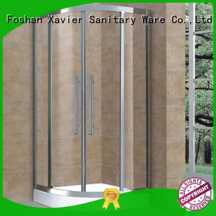 quality glass shower shower units frameless Xavier