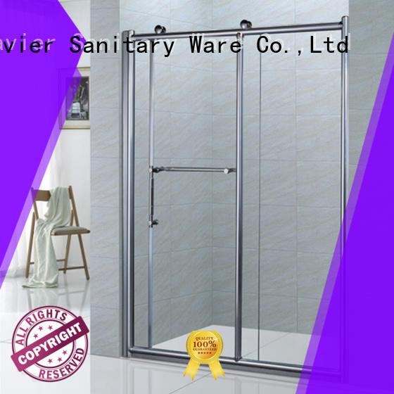 Xavier room bath glass screen design for home