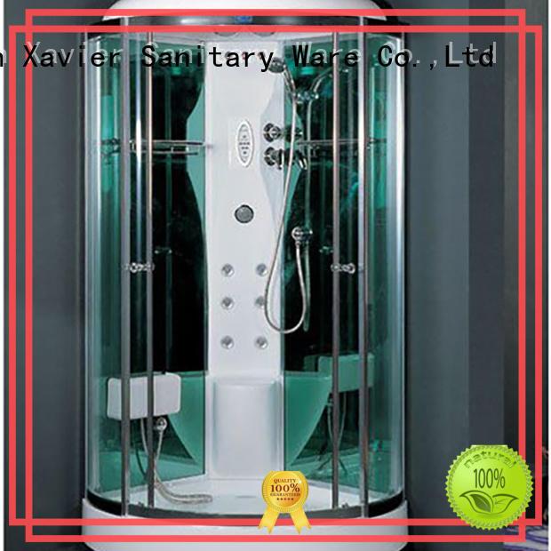 hot selling steam room shower glass shower Xavier Brand