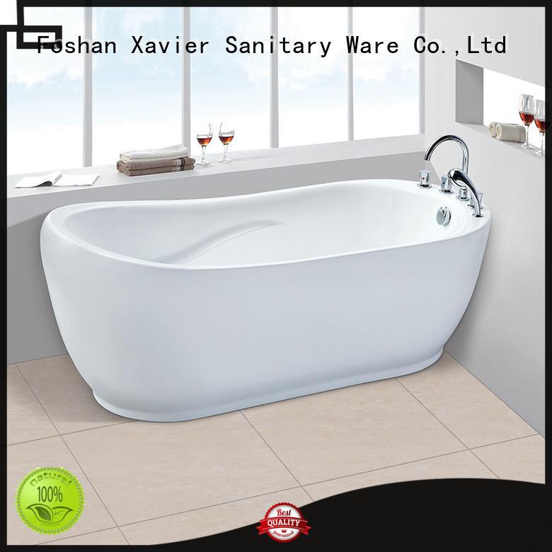 Quality Xavier Brand freestanding bathtub freestanding bathtub