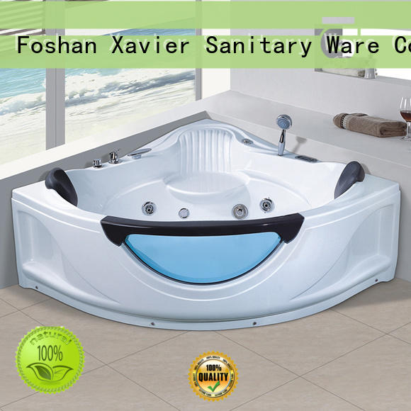 Xavier jacuzzi jetted tub supplier for outdoor
