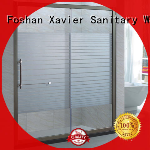 Wholesale fixed corner shower doors Xavier Brand