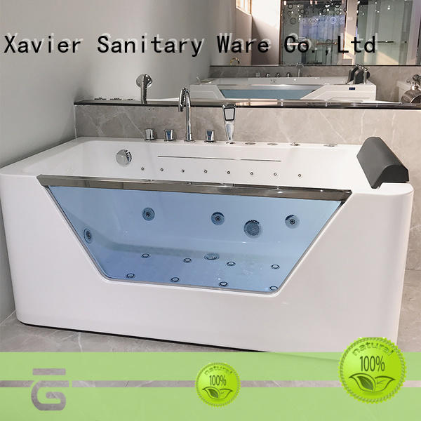 Xavier european big bath factory price for apartment