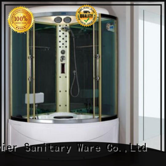 safe steam shower kit coated factory price for homestay