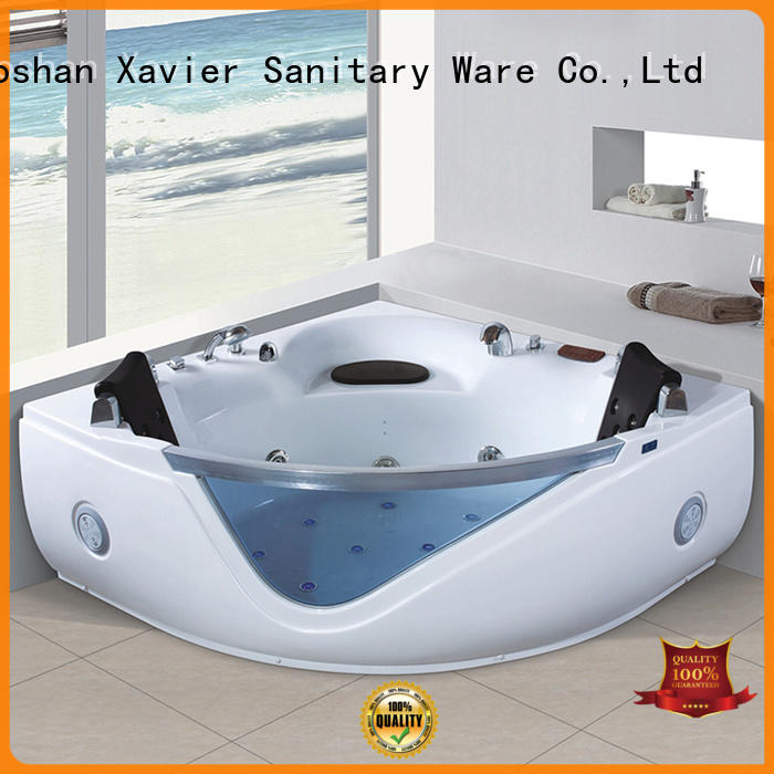 Xavier style jacuzzi bath tubs directly price for resort hotel