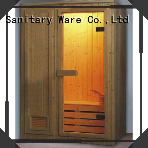 Xavier high quality home infrared sauna on sale for villa