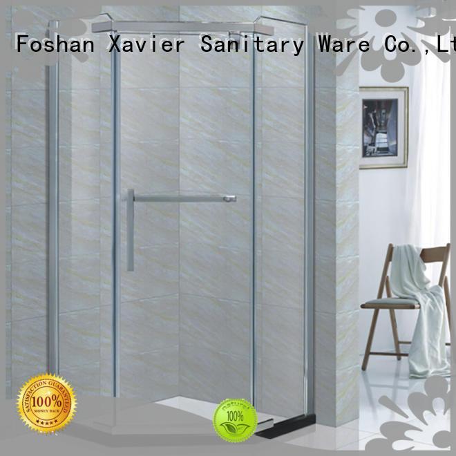 modren glass shower enclosures 304 promotion for villa