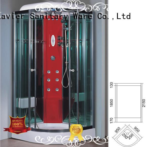 Xavier beautiful home steam shower online for villa