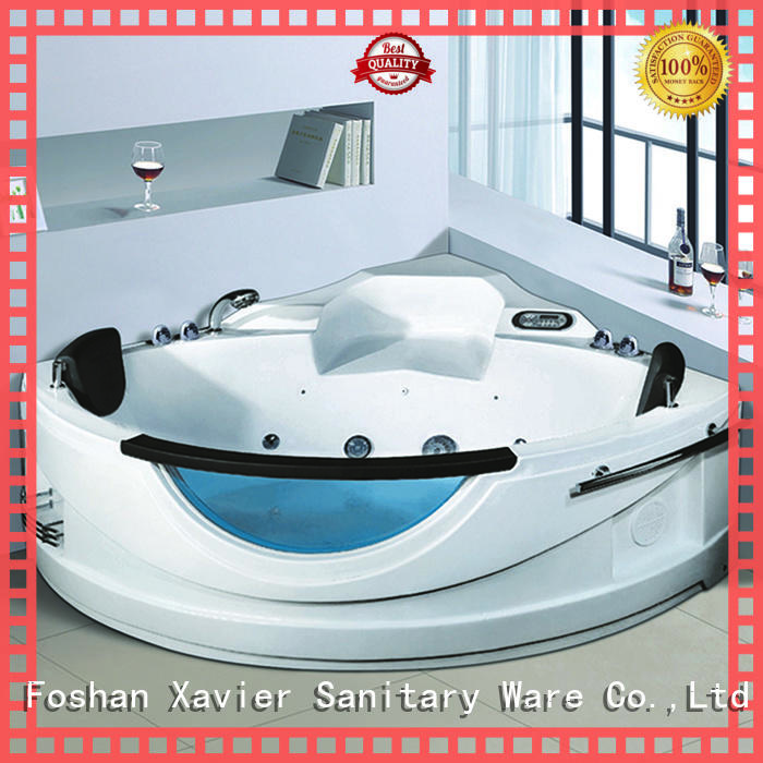 jetted bathtub indoor bathtub whirlpool tub Xavier Brand