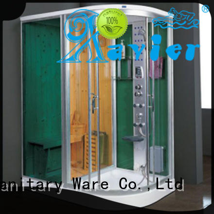 Xavier comfortable sauna room factory price for villa