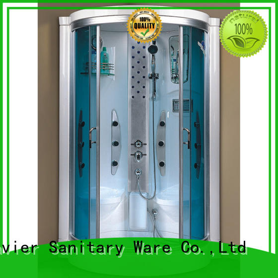 durable steam shower cubicle coated on sale for apartment
