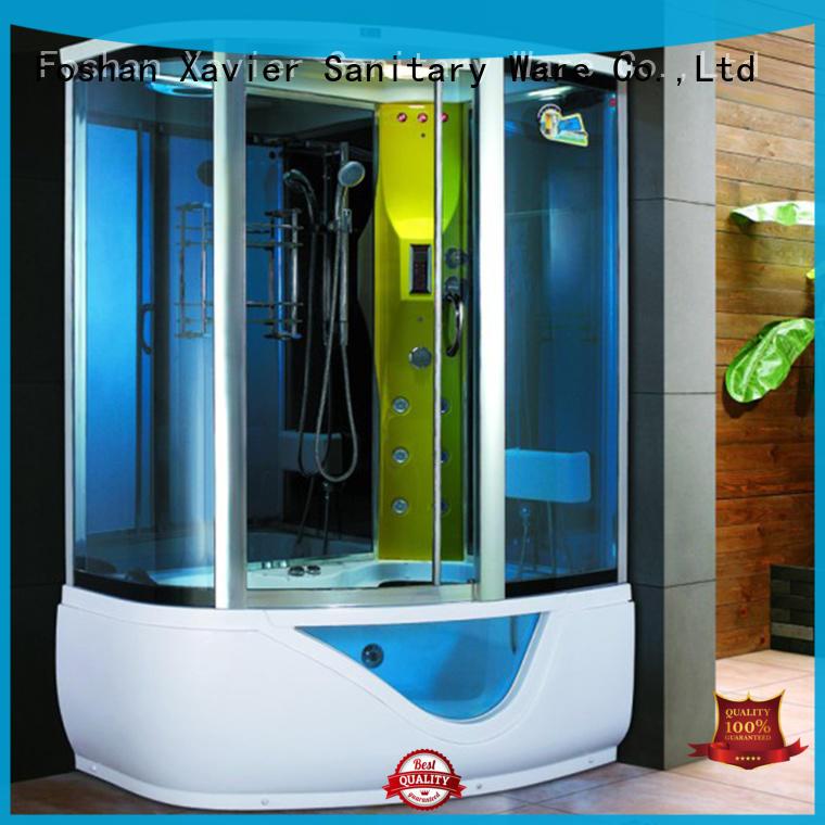 Xavier durable steam shower cabin on sale for hotel