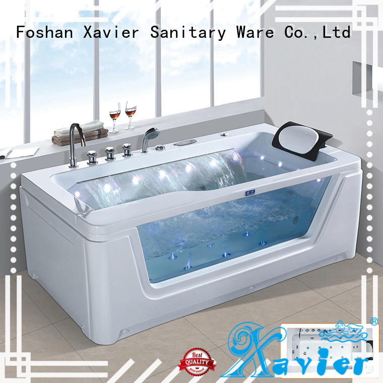 Xavier outdoor whirlpool jet tub directly price for family