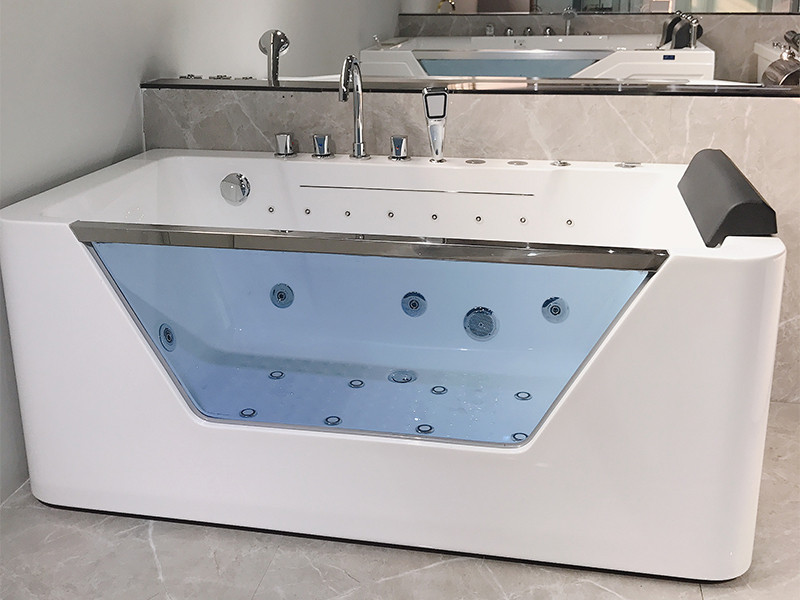 Xavier -Freestanding Bathtub | Freestanding Hydromassage Bath | Xavier-5