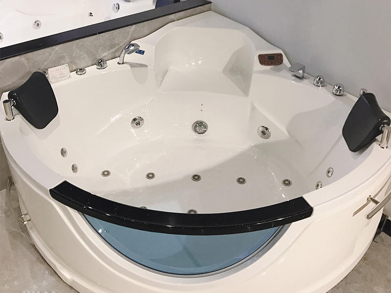 Xavier good quality jacuzzi bath tubs supplier for two people