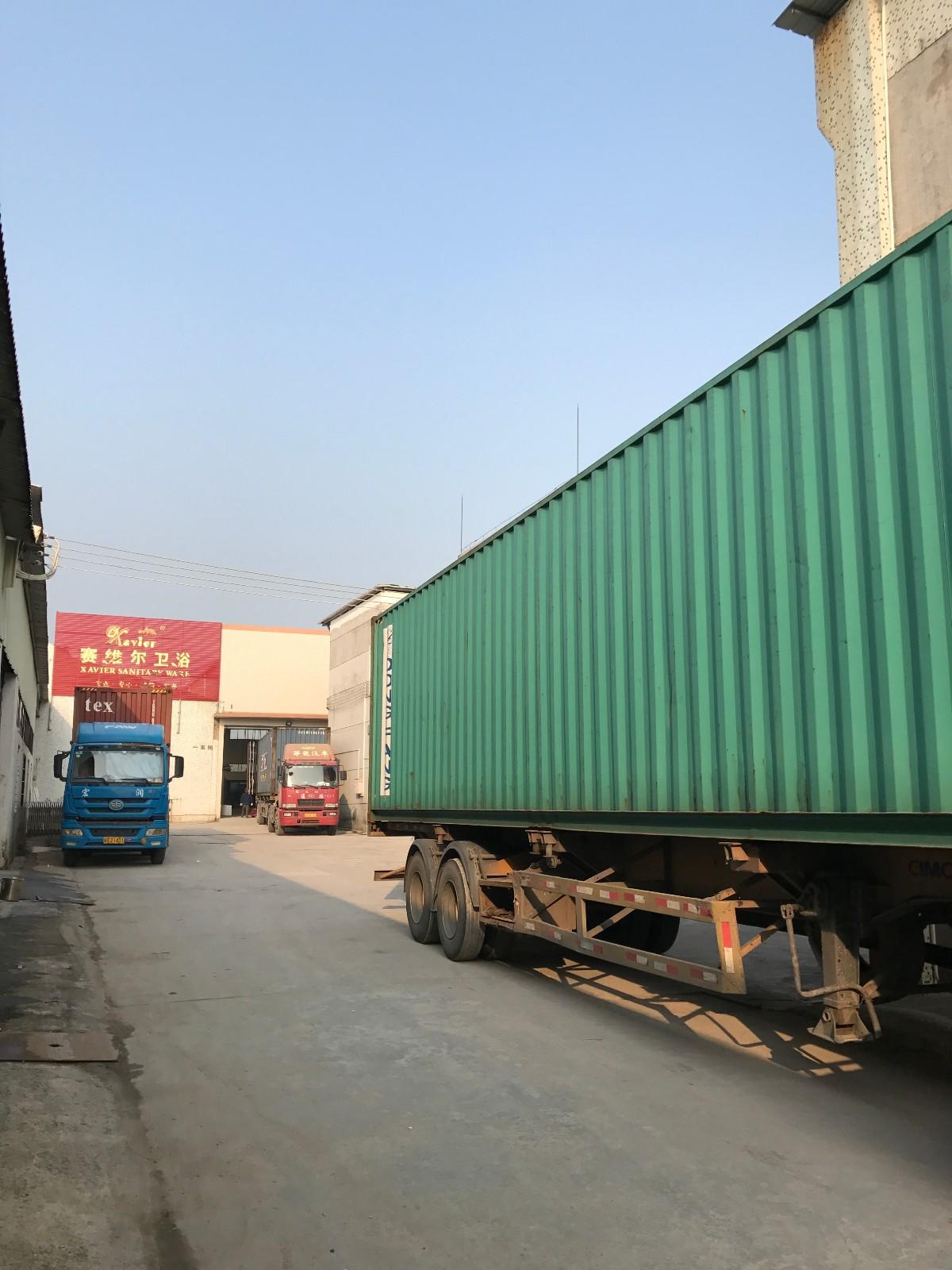 Xavier -Busy Seasons For The Factory, Foshan Xavier Sanitary Ware Co,ltd-2