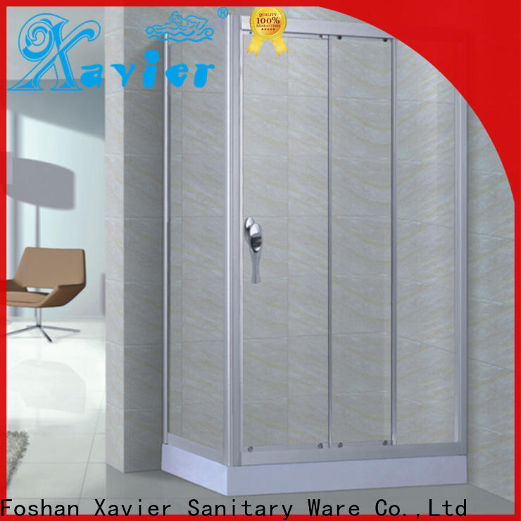 Xavier 6mm glass shower enclosures promotion for apartment