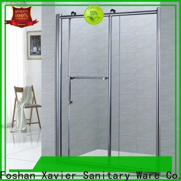 Xavier modern glass shower screen promotion for home
